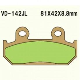 KLOCKI HAMULCOWE VD-142JL