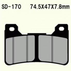 KLOCKI HAMULCOWE VD-170 (FA390 MCB755)