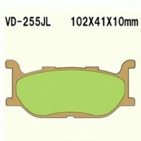 KLOCKI HAMULCOWE VESRAH VD-255JL