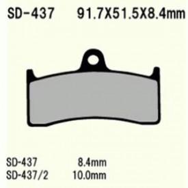 KLOCKI HAMULCOWE VD-437 (FA424)