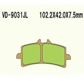 KLOCKI HAMULCOWE VESRAH VD-9031JL
