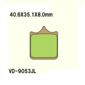 KLOCKI HAMULCOWE VESRAH VD-9053JL