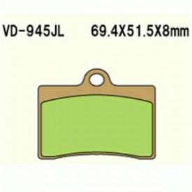 KLOCKI HAMULCOWE VESRAH VD-945JL