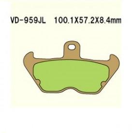 KLOCKI HAMULCOWE VESRAH VD-959JL