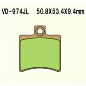 KLOCKI HAMULCOWE VESRAH VD-974JL