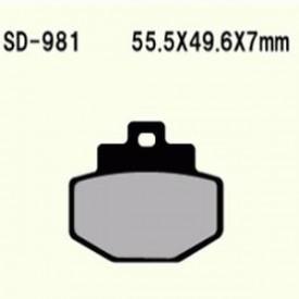 KLOCKI HAMULCOWE VD-981