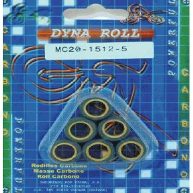 ROLKI WARIATORA 15X12. 8G VIC004165