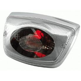LAMPA TYŁ PIAGGIO LX50 CLEAR VIC011728