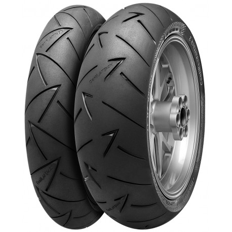 CONTINENTAL 200/55 ZR17 SPORT ATTACK 2 78W DOT14