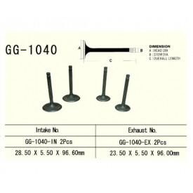 VESRAH - ZAWÓR SSĄCY SILNIKA GG-1040-IN