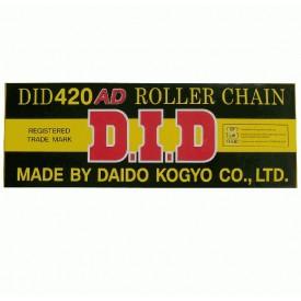DID ŁAŃCUCH NAPĘDOWY DID420AD-120