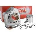 Cylinder Kit Airsal Sport 50cc, Honda Vision / Peugeot ST Rapido (bez głowicy)