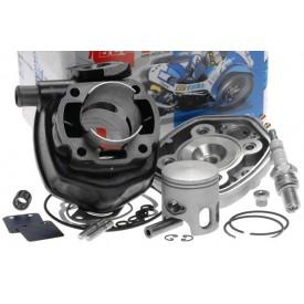 Cylinder Kit Polini Aluminium 70cc, Gilera / Piaggio LC