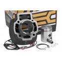 Cylinder Kit Tec Eco 50cc, 4 kątny, Gilera / Piaggio LC (bez głowicy)