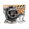 Cylinder Kit Tec HQ 50cc, Minarelli leżące LC (bez głowicy)