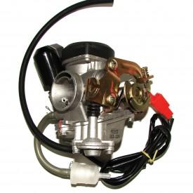 GAŹNIK KOMPLETNY GY6 80CC (PLAST-C) GY6150002-PC