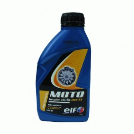 ELF MOTO BRAKE FLUID DOT 5.1 0,5L OLE000020