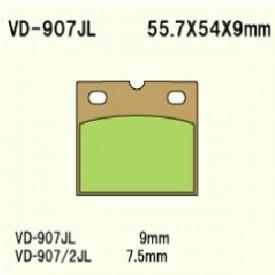 KLOCKI HAMULCOWE VESRAH VD-907JL