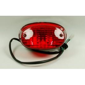Lampa tylna do motoroweru Sprint 1