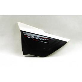 Obudowa boczna lewa biała do motoroweru Fighter 2