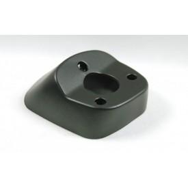 Obudowa tłumika (część przy wydechu) czarna do skutera B-Max