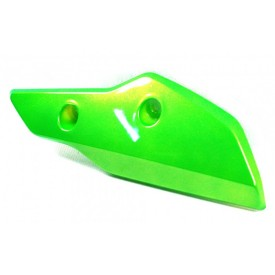 Obudowa amortyzatora lewa zielona do motocykla Hyper 125