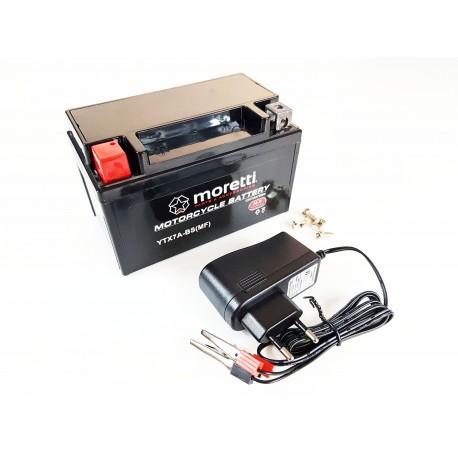 Akumulator AGM Moretti