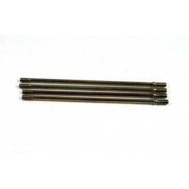 Szpilki silnika do motoroweru 4T (komplet: 2x196mm, 2x 188,5mm)