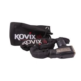 Łańcuch zabezpieczający z alarmem KOVIX KCL8-120