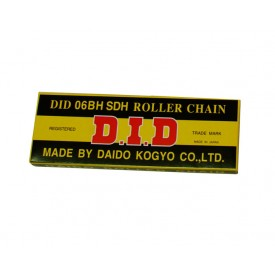 DID ŁAŃCUCH DID06BHSDH-70 W. BALANSOWYCH KLR650 OTWARTY