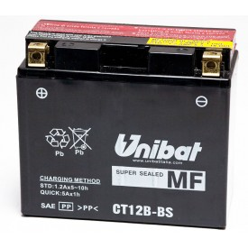 AKUMULATOR UNIBAT CT12B-BS AKK000049