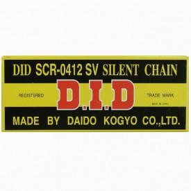 DID ŁAŃCUCH ROZRZĄDU DIDSCR0412SV-110