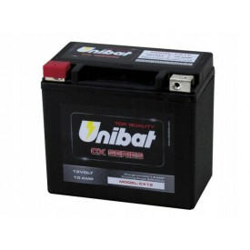 AKUMULATOR UNIBAT CX12 (CBTX12-BS) URUCHOMIONY