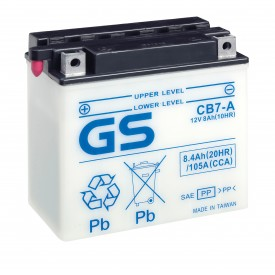 AKUMULATOR GS CB7-A (YB7-A)